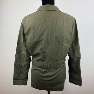Aritzia Jackets & Coats - Aritzia Wilfred cotton self tie utility jacket